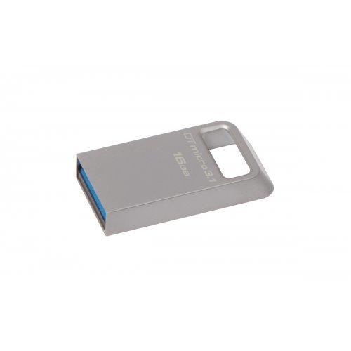 16GB Kingston Data Traveler Micro 3.1, DTMC3/16GB (снимка 1)