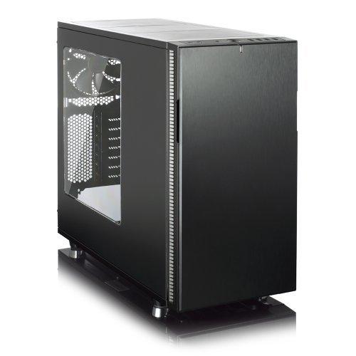 Fractal Design Define R5 Blackout Edition Window (снимка 1)
