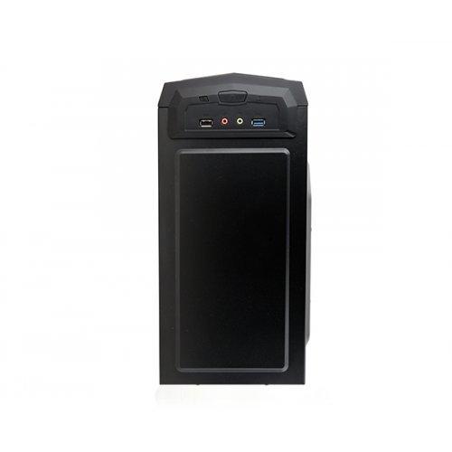 Zalman ZM-T4, Micro ATX / Mini ITX Tower Case, USB3.0, Black (снимка 1)