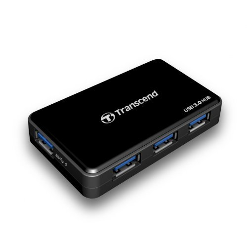USB3.0 Hub 4-Port Transcend TS-HUB3K (снимка 1)