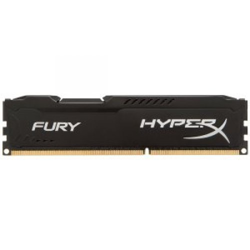 DDR3 8GB 1866MHz CL10 Hyper X Fury Black Kingston (снимка 1)