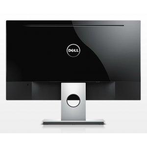 """Монитор Dell 23.8"""" SE2416H, 1920x1080, IPS LED, 6ms, 250cd/m2, HDMI, VGA, Black and Grey (снимка 2)"""