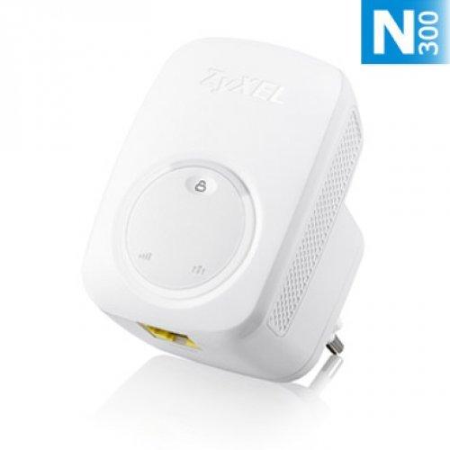 Zyxel WRE2206, Wireless N300 Range Extender (снимка 1)