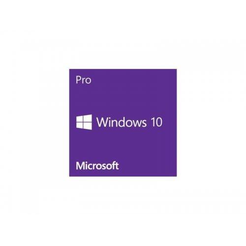 Операционна система Microsoft Windows Pro 10 GGK (Get Genuine Key), 64Bit Eng 1pk DSP (Използва се само за легализиране на вече закупени компютри) (снимка 1)