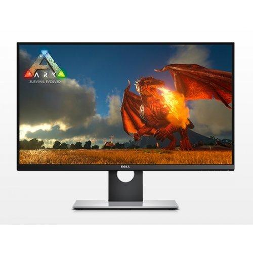 """Монитор Dell 27.0"""" S2716DG, 2560x1440, TN LED, 144Hz, 1ms, 350cd/m2, HDMI 1.4, DisplayPort 1.2, USB3.0 Hub (снимка 1)"""