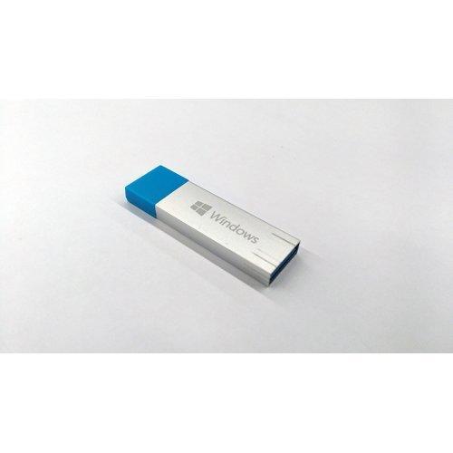Операционна система Microsoft Windows Home 10 32-bit/64-bit English USB FPP (Продава се свободно, не е обвързан със закупуването на хардуера) (снимка 1)