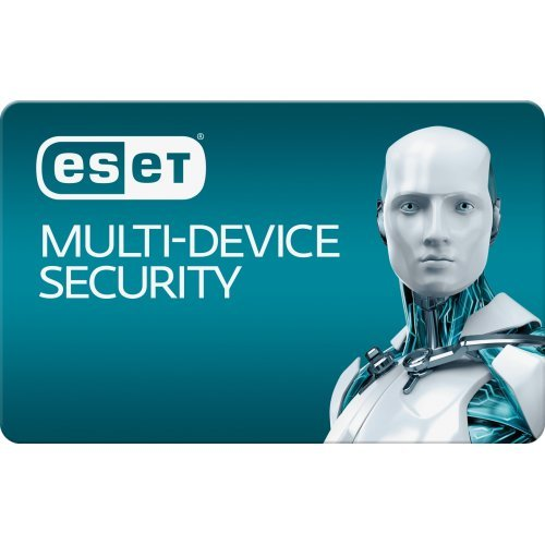 ESET Multi-Device Security Pack, 3 User for 1 year, Home pack for 3 PC's and 3 Mobile devices (снимка 1)