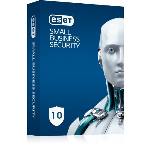 ESET Small Business Pack, 10 User (Firewall, Anti-theft, Web Control), 1 Year licenses, Secure up to 10 PC's, 5 Mobile devices and 1 File server (снимка 1)