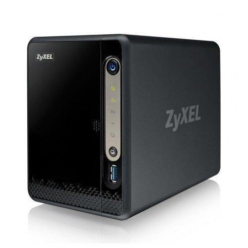 Zyxel NAS326, 2-Bay Personal Cloud Storage (снимка 1)