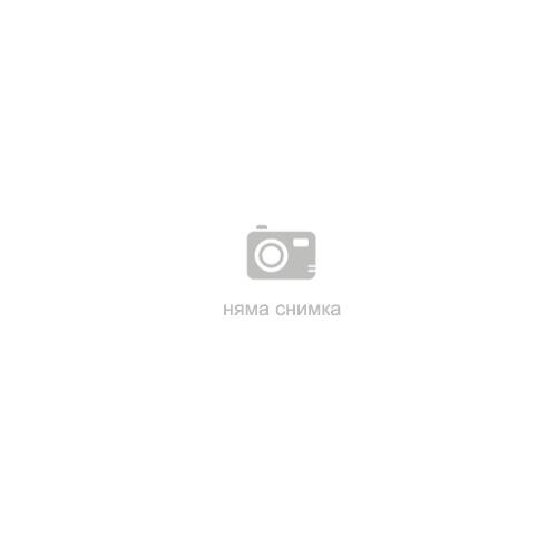 """Монитор Philips 23.8"""" 246E7QDSW, 1920x1080, PLS LED, 5ms, 250cd/m2, DVI, HDMI, Silver (снимка 1)"""
