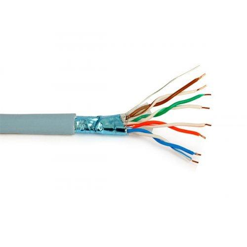 FTP Cat.5E кабел  ( цена за 1 метър ) (снимка 1)