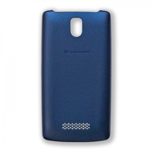 Lenovo A1000 Back Cover Blue  (снимка 1)