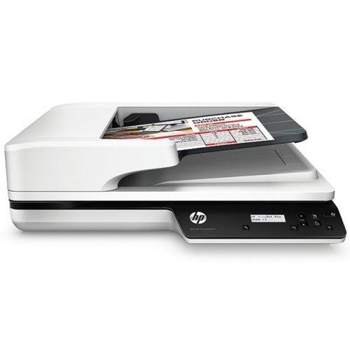 HP ScanJet Pro 3500 f1, Flatbed Scanner (снимка 1)