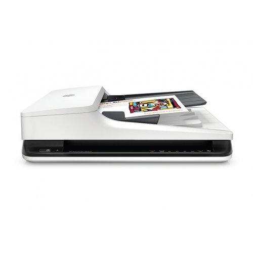 HP ScanJet Pro 2500 f1, Flatbed Scanner (снимка 1)