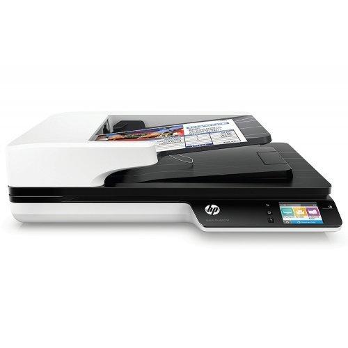 HP ScanJet Pro 4500 fn1, Network Scanner (снимка 1)