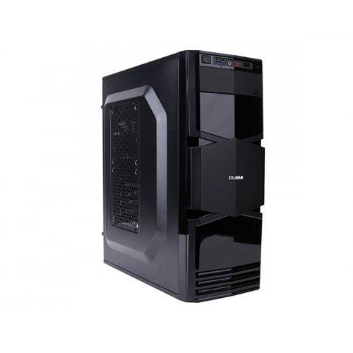 Zalman T3, Micro ATX Mini Tower, Black (снимка 1)