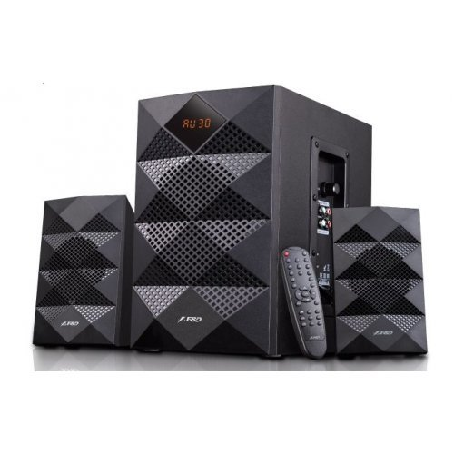 Fenda F&D A180X, 2.1, 42W RMS, Bluetooth, USB MP3, FM, Remote (снимка 1)
