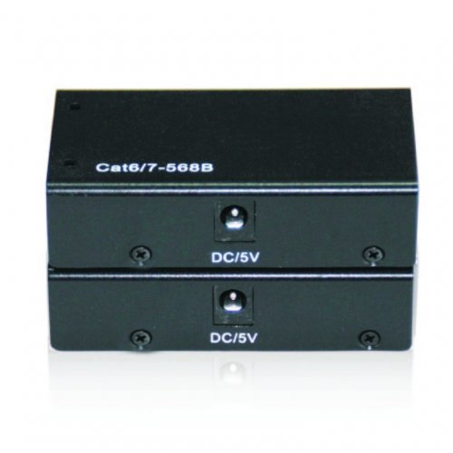 HDMI Extender Kit over UTP Cat6e, VCom DD471 (снимка 1)