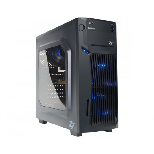 Zalman Z1 Neo, ATX Mid Tower Case, Black (снимка 1)
