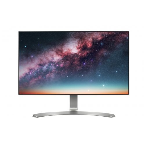 "Монитор LG 23.8"" Neo Blade III 24MP88HV-S, 1920x1080, IPS, 250cd/m2, HDMI, DVI, 2x 5W Speakers (снимка 1)"