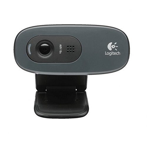Logitech HD Webcam C270 (снимка 1)