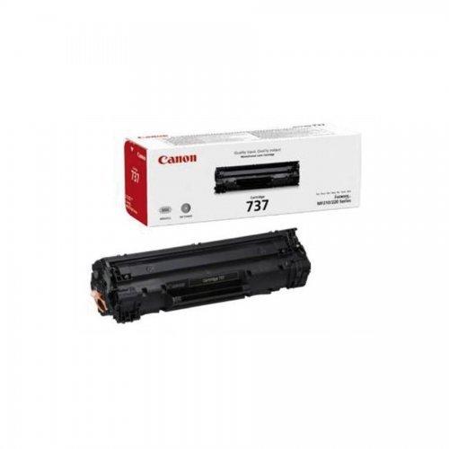 Canon CRG-737, CH9435B002AA, Тонер касета за for Canon MF-211/MF-212W/MF-216N/MF-217W/MF-226DN/MF-229DW, Цвят: Black (снимка 1)