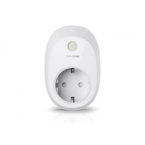 TP-Link HS110, Wi-Fi Smart Plug with Energy Monitoring (снимка 1)