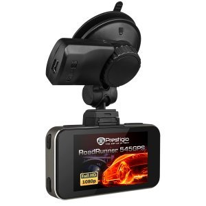 "Prestigio RoadRunner 545GPS, Car Video Recorder, 1920x1080 at 30fps, 2.7"" Screen, GPS, Gun Metal (снимка 2)"