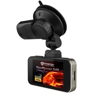 "Prestigio RoadRunner 545GPS, Car Video Recorder, 1920x1080 at 30fps, 2.7"" Screen, GPS, Gun Metal (снимка 4)"