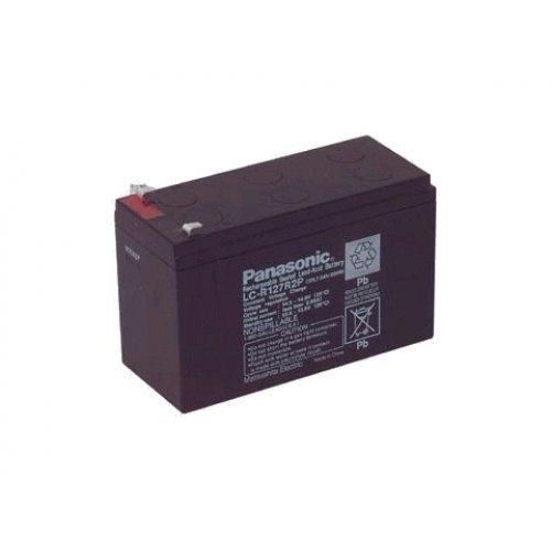Батерия 12V/7.2Ah Panasonic (снимка 1)