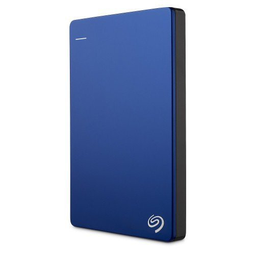 "Seagate Backup Plus Slim, 1TB, 2.5"", USB3.0, Blue (снимка 1)"
