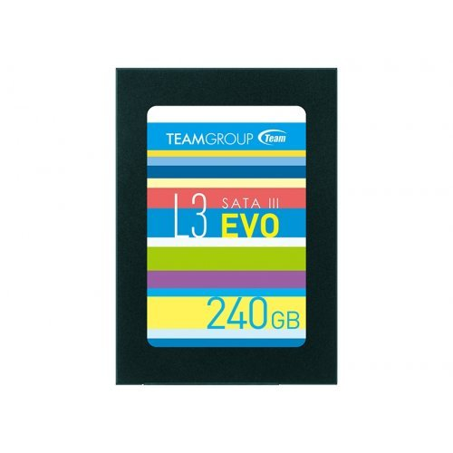 "Team Group 240GB L3 EVO, SATA3, 2.5"" 7mm (снимка 1)"