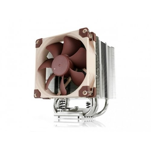 Noctua NH-U9S, LGA2011-0, LGA2011-3 Square ILM, LGA1156, LGA1155, LGA1150, AMD AM2, AM2+, AM3, AM3+, FM1, FM2, FM2+ backplate required (снимка 1)