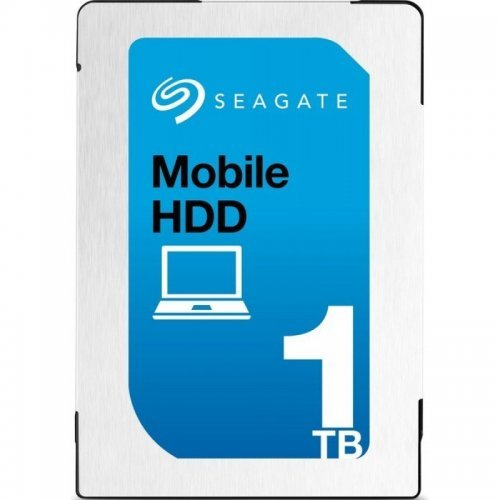 "Seagate 1TB, Mobile ST1000LM035, SATA3, 128MB, 5400rpm, 2.5"" 7mm (снимка 1)"