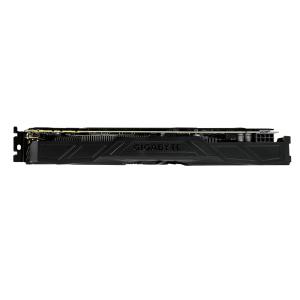 Видео карта nVidia Gigabyte GV-N1080WF3OC-8GD, GTX 1080 WINDFORCE OC 8GB, GDDR5X, 256bit, PCI-E 3.0, Dual-link DVI-D, HDMI-2.0b, 3x DisplayPort 1.4 (снимка 5)