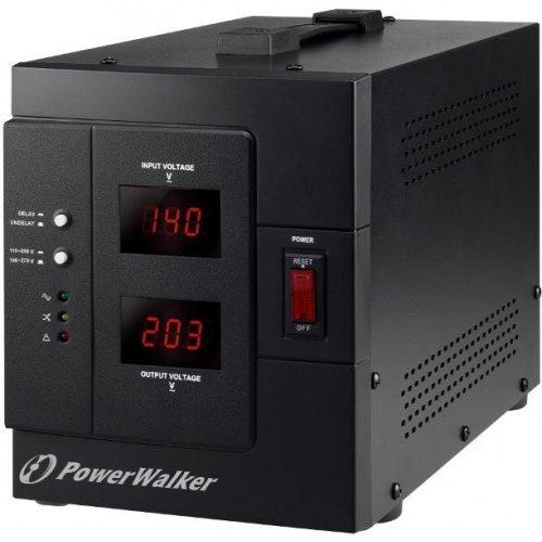 PowerWalker AVR 3000 SIV, Стабилизатор (снимка 1)