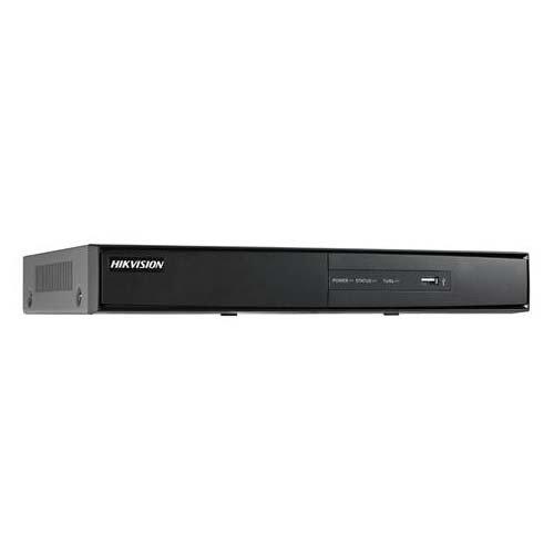 Hikvision DS-7208HGHI-F1/A, 8-канален хибриден HD-TVI/AHD цифров рекордер; поддържа 8 HD-TVI/AHD или аналогови камери + 2 IP камери (FullHD/25 к/с); компресия H.264 (снимка 1)