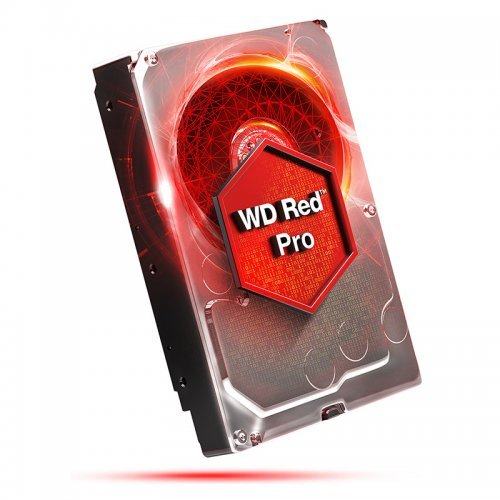 Твърд диск Western Digital 2TB, Red PRO WD2002FFSX, SATA3, 64MB, 7200rpm (снимка 1)