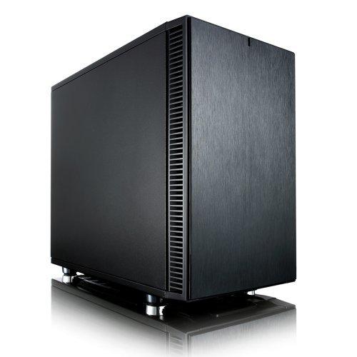 Компютърна кутия Fractal Design Define Nano S (снимка 1)