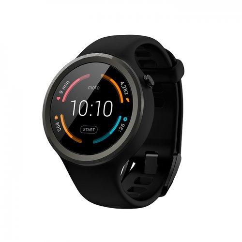 Ръчен часовник Motorola Moto 360 Sport (снимка 1)
