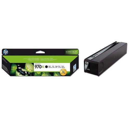 HP 970XL Black Ink Cartridge, CN625AE (снимка 1)
