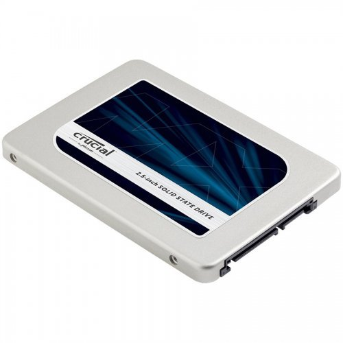 """SSD Crucial 275GB MX300, SATA3, 2.5"""", 7mm, CT275MX300SSD1 (снимка 1)"""