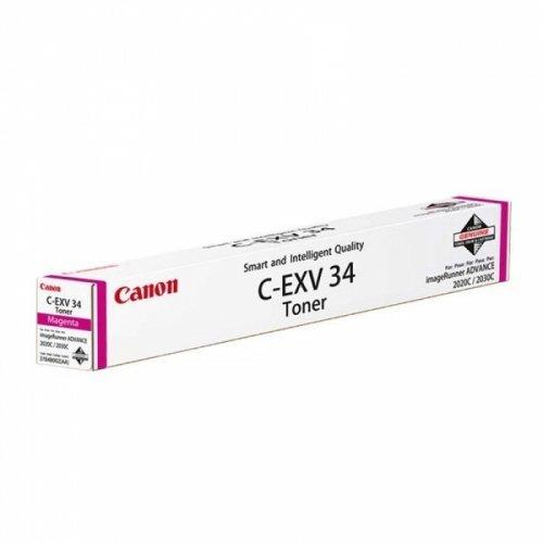 Canon Toner CEXV34 Magenta,3784B002AA (снимка 1)