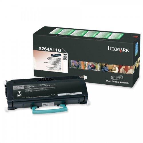 Lexmark X264, X363, X364 Return Programme Toner Cartridge (3.5K), X264A11G (снимка 1)