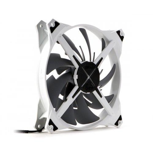 Въздушно охлаждане на процесор Zalman ZM-DF14, Premium Dual Impeller Case Fan, Blue LED (снимка 1)
