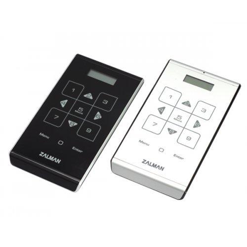 "Кутия за диск Zalman ZM-VE500, 2.5"" SATA3.0 to USB3.0, Hardware Encryption (снимка 1)"
