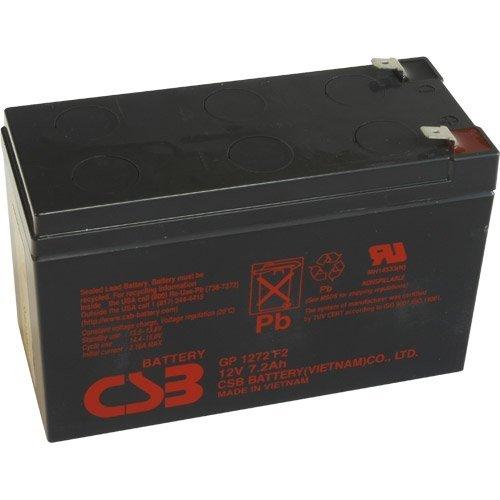 Батерия за UPS CSB 12V 7.2Ah, GP1272F2 battery (снимка 1)