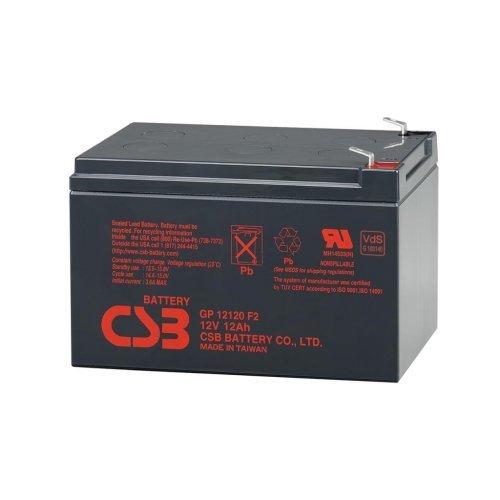 Батерия за UPS Eaton CSB GP12120, 12V 12Ah (снимка 1)