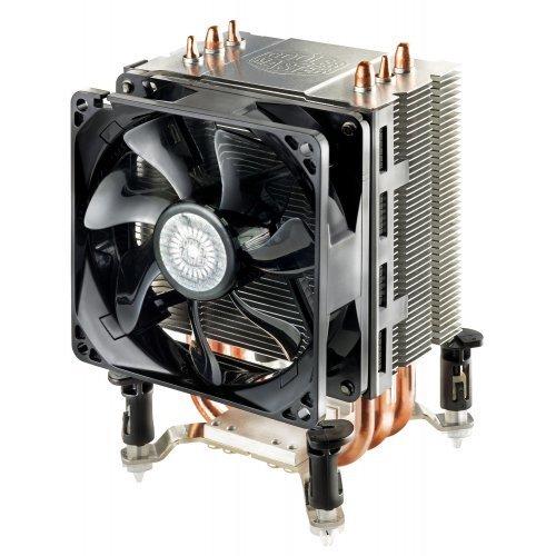 Въздушно охлаждане на процесор Cooler Master Hyper TX3i (снимка 1)