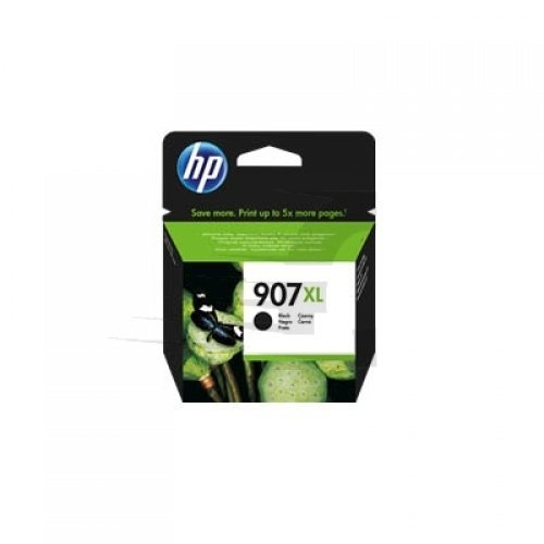 HP 907XL Extra High Yield Black Original Ink Cartridge, T6M19AE (снимка 1)